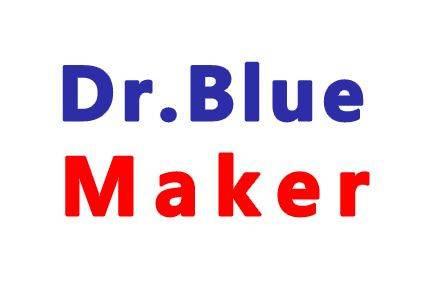 Dr.Blue logo 黃于哲