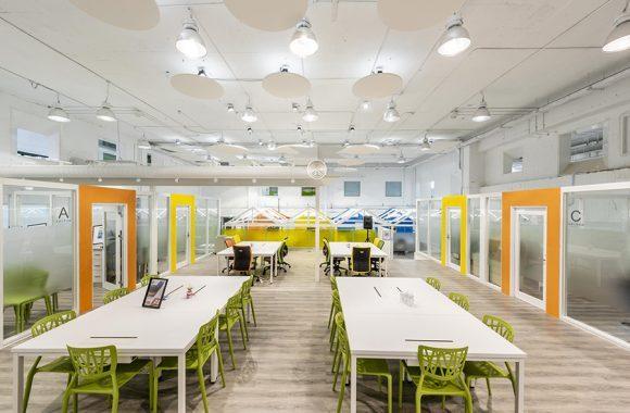 Hsinming Youth Hub environment